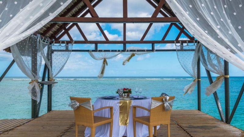 Mauritius - 4 star Le Meridien Ile Maurice -