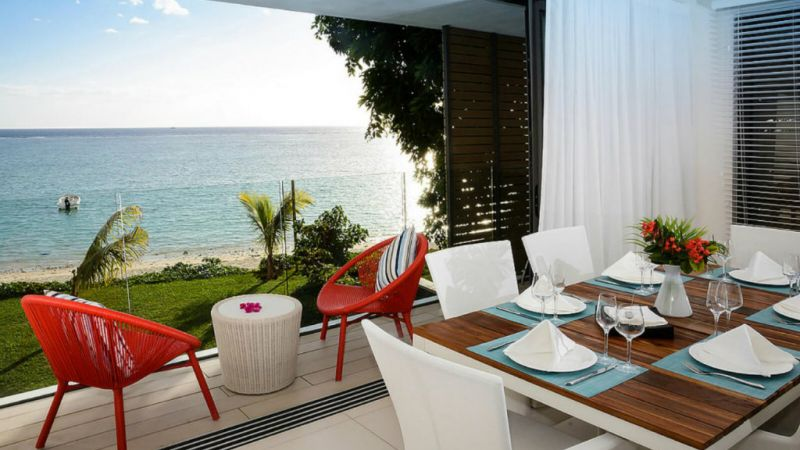 Mauritius - Cap Ouest - luxury self-catering - 7 Nights