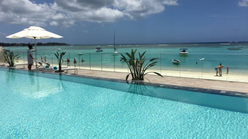 Mauritius - Luxury O'biches Self Catering Apartment for 6 Adults  - Special Offer