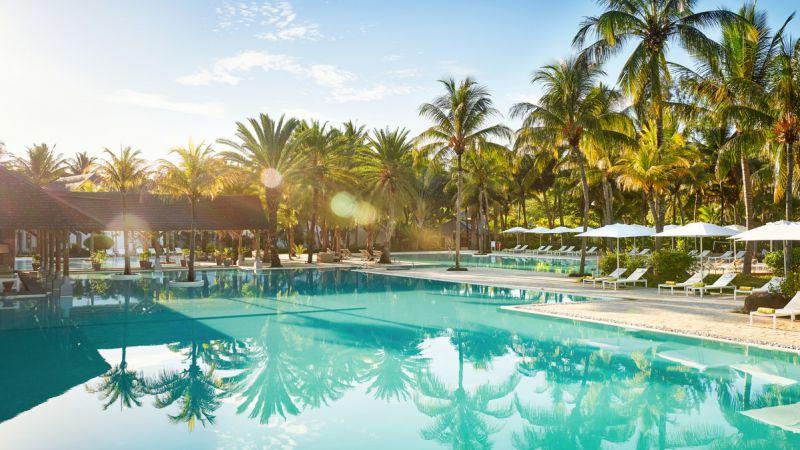 Mauritius - Ravenala_Pool
