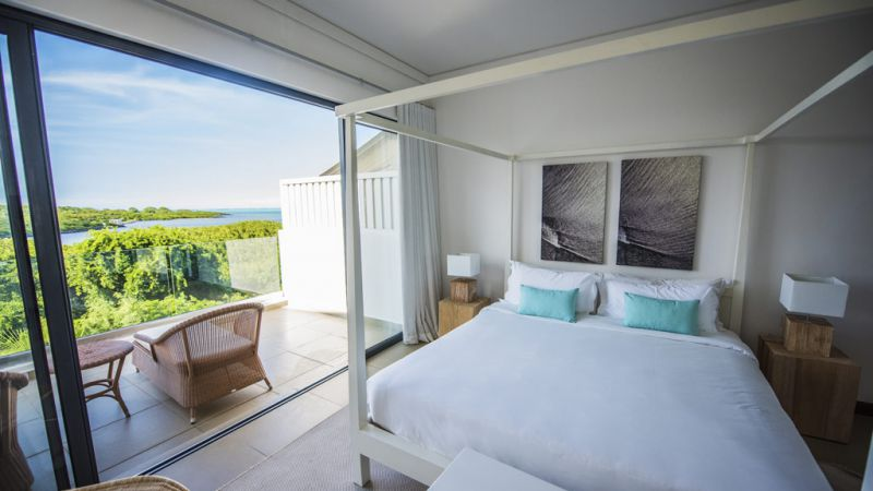 Mauritius - Self-catering Blue Azuri Residences - December