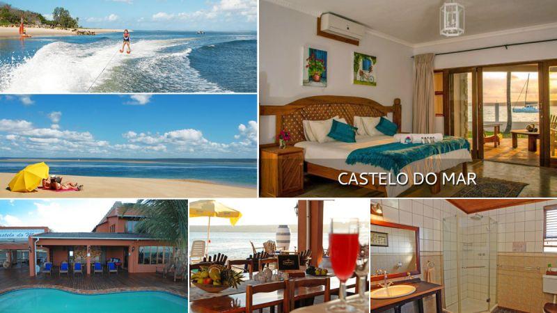 Mozambique - 4* Massinga Beach & Castelo do Mar 7 Night Combo