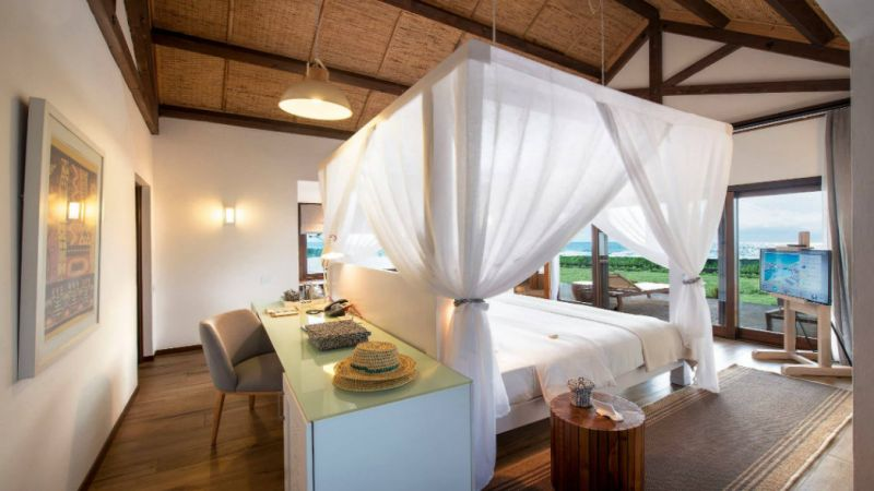 Mozambique - 5 star luxury at Mequfi Beach Resort - All inclusive