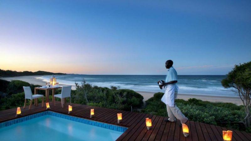 Mozambique - 5 star White Pearl Resorts - Ponta Mamoli