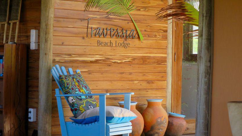 Mozambique - Travessia Beach Lodge