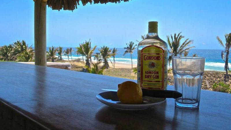 Mozambique - Travessia Beach Lodgeaa