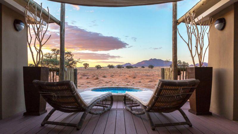 Namibia - 4* Sossusvlei Lodge - 4 Nights