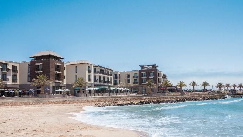 Namibia - 4* Strand Hotel - Swakopmund -