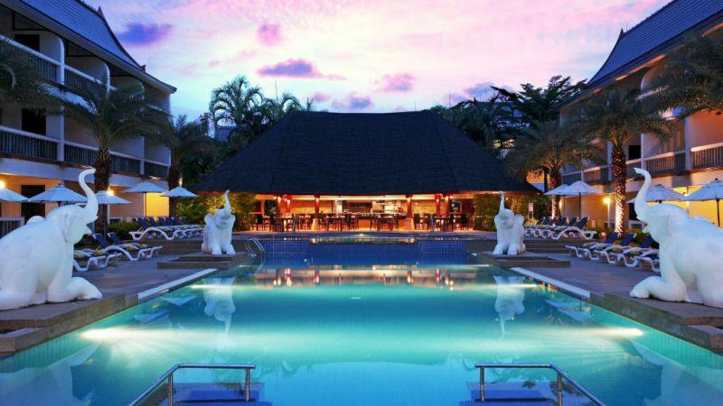 Phuket - 3 star Ibis Patong Beach Resort