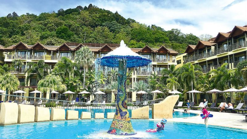 Phuket - 5* Phuket Marriott Resort & Spa, Merlin Beach - 7 Nights