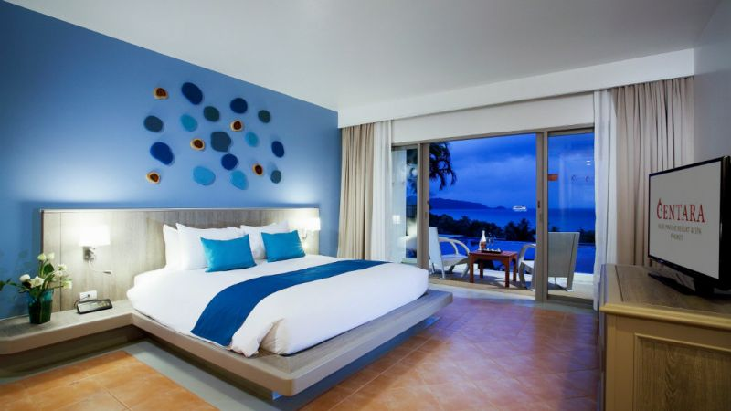 Phuket - 8 Nights at the 4 star Centara Blue Marine Resort & Spa - 4 FREE Nights!