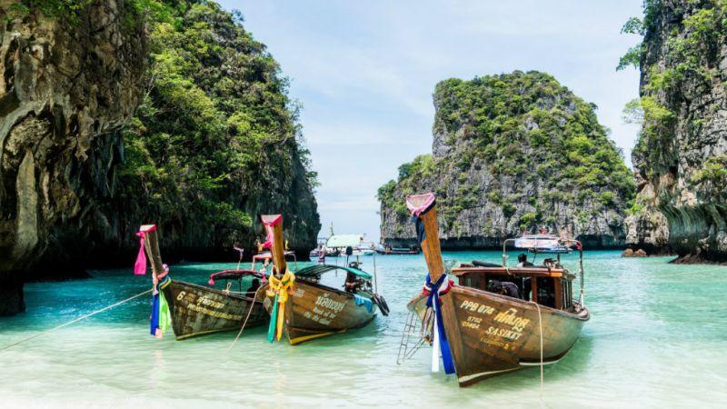 Phuket and Phi Phi 5* Combo - 8 Nights