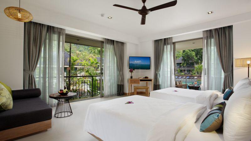 Phuket - Fabulous 4 star Mandarava Resort & Spa - 7 Nights
