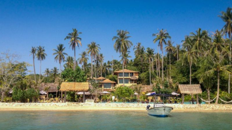 Phuket Private Island Getaway - 5* The Village Coconut Island Resort