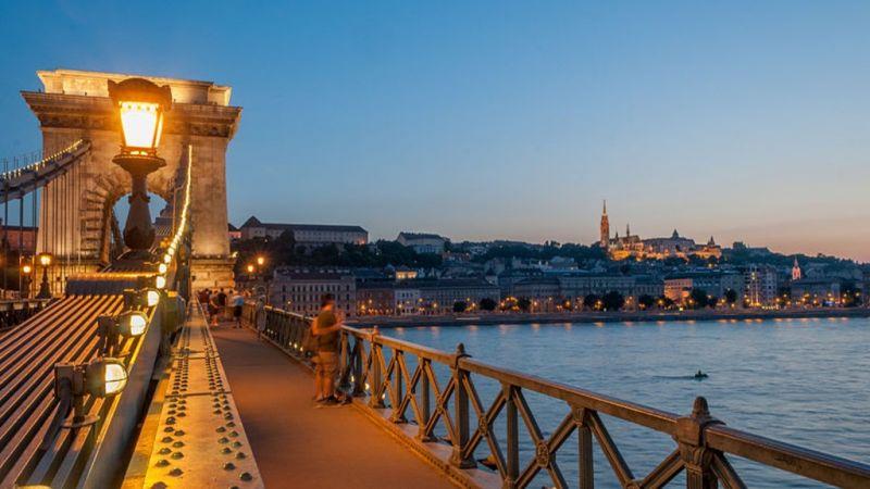 Prague, Vienna and Budapest Combo - 6 Nights
