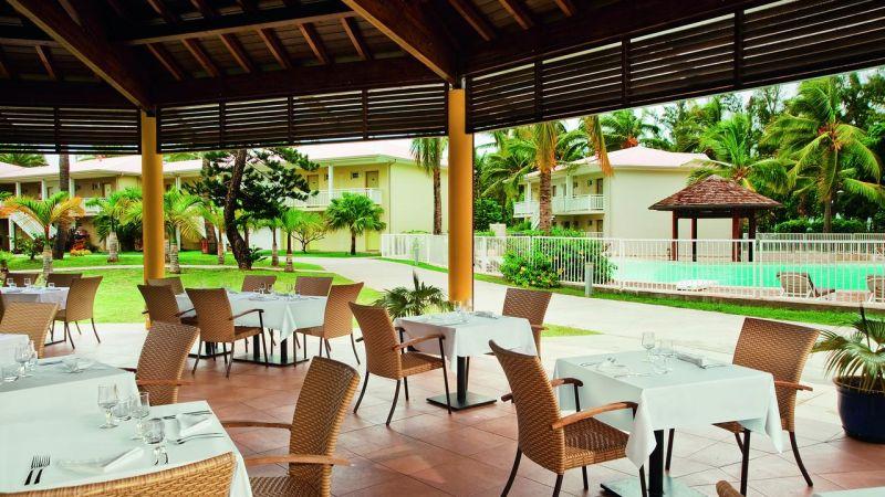 Reunion - 3 star  Hotel Le Recif - St Gilles Les Bains