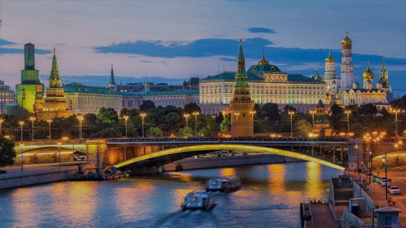 Russia - Moscow & St. Petersburg Combo - 7 Days