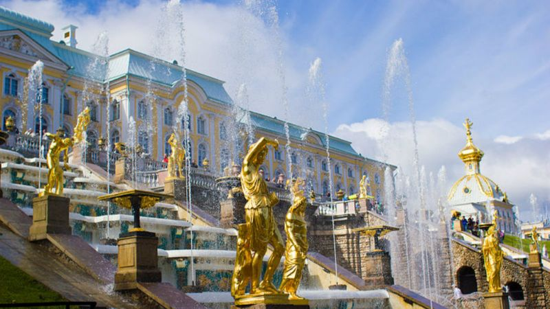 Russia - St Petersburg to Moscow - 6 Days Vodka Shot 25% Discounted Tour