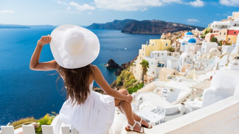 Sailing Greece - Santorini to Mykonos -  NOW on Special