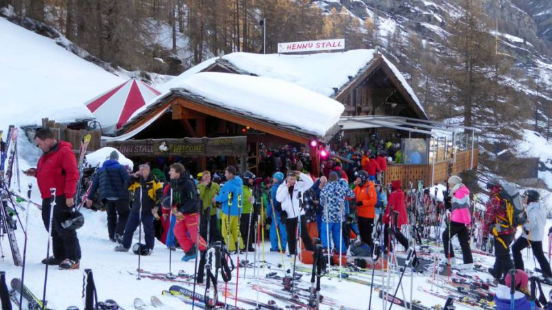 Skiing - 4T Club Med