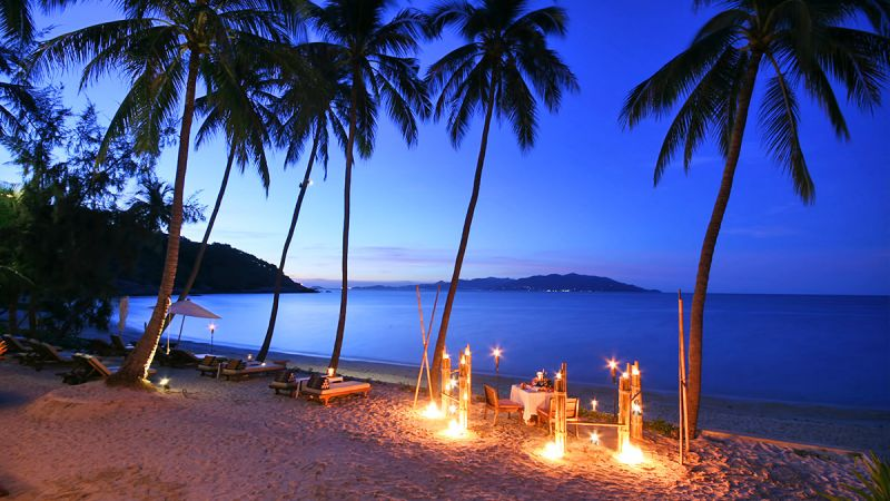Thailand - Koh Samui - 4* Melati Beach Resort & Spa - 7 nights