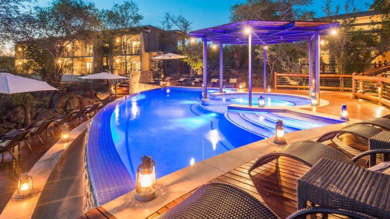 The Blue Train & Makalali Private Game Lodge - Main Lodge - 3 Nights