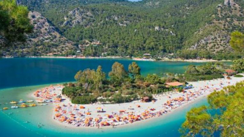 Turkey - Gulet the Blue Waters of the Med from Fethiye to Fethiye - 8 Days
