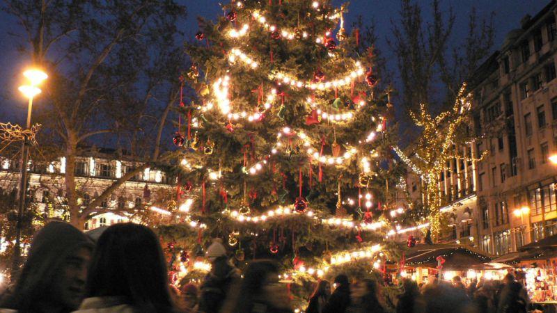 Unique Christmas - Prague - Vienna - Budapest