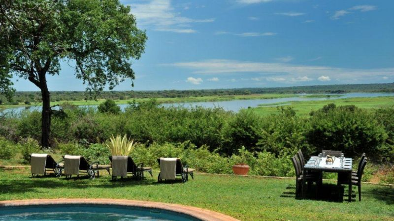 Victoria Falls - Imbabalala Zambezi Safari Lodge - 3 Nights