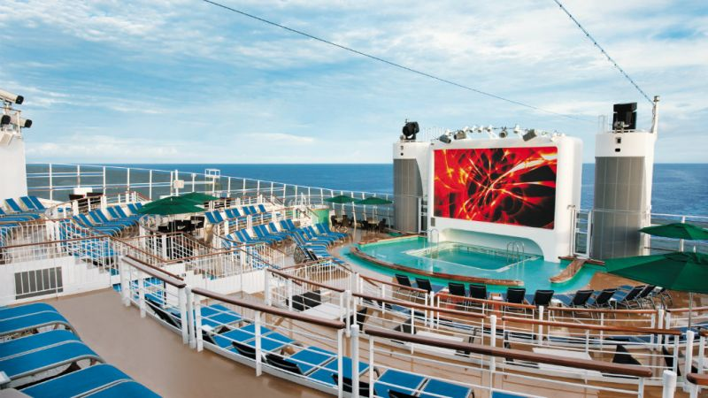 Western Med Cruise from Barcelona on the Norwegian Epic