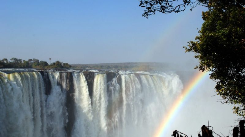 Windhoek to Vic Falls Camping under the African Sky - 10 Days