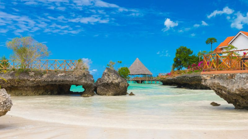 Zanzibar - 3* Azao Resort & Spa - valid to 21 Dec.18