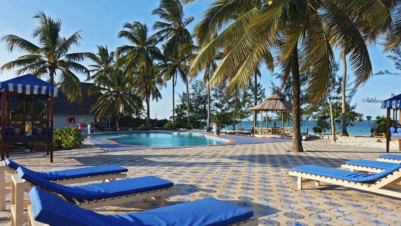 Zanzibar - 3* Mermaids Cove - 7 Nights