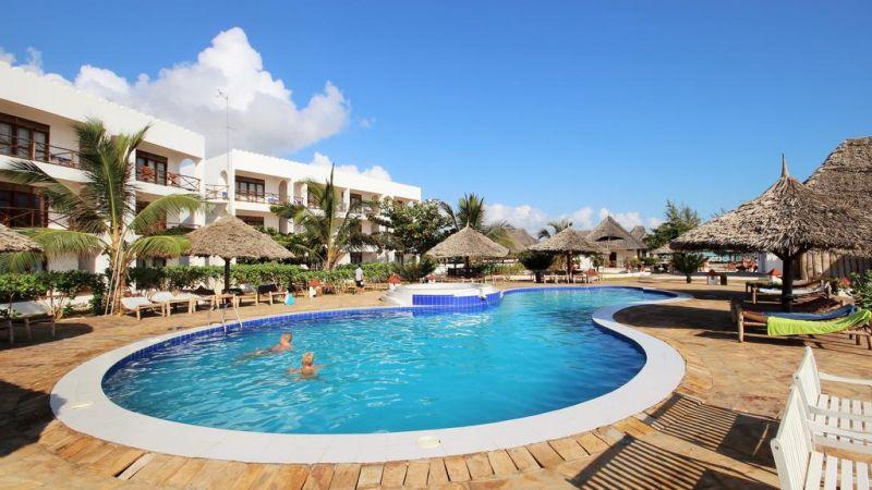 Zanzibar - 3 star Reef and Beach Resort - 7 Nights - All Inclusive