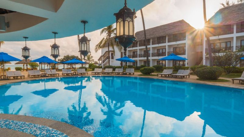 Zanzibar - 4* Doubletree Resort by Hilton - Nungwi - 5 Nights