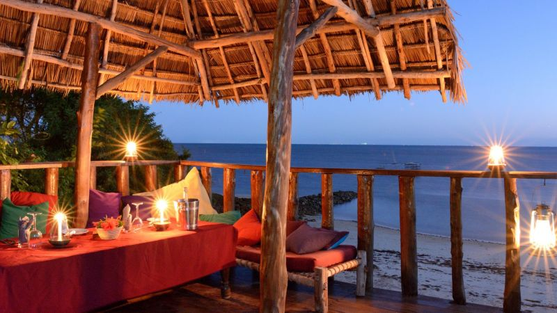 Zanzibar - 4* Fumba Beach Lodge - pay for 6 stay for 7 nights