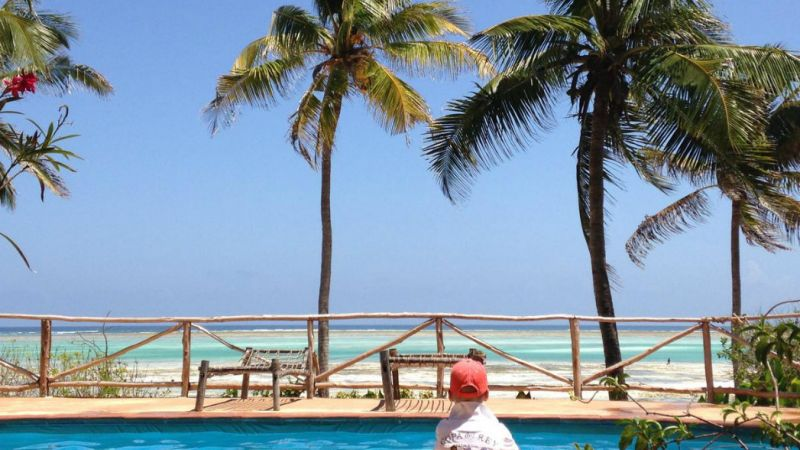 Zanzibar - 4 star Kichanga Lodge - 7 nights