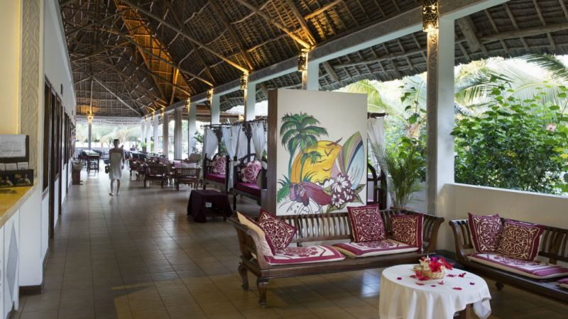 Zanzibar -  4 star Uroa Bay Beach Resort -  7 nights