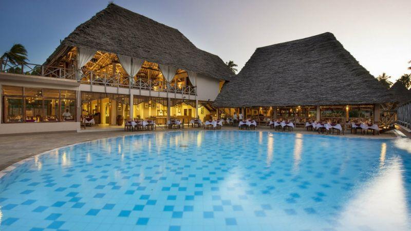 Zanzibar - 5 star Neptune Pwani Beach Resort and Spa - All Inclusive