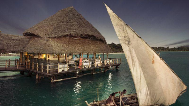 Zanzibar - Diamonds 5 star La Gemma Dell'Est - All Inclusive