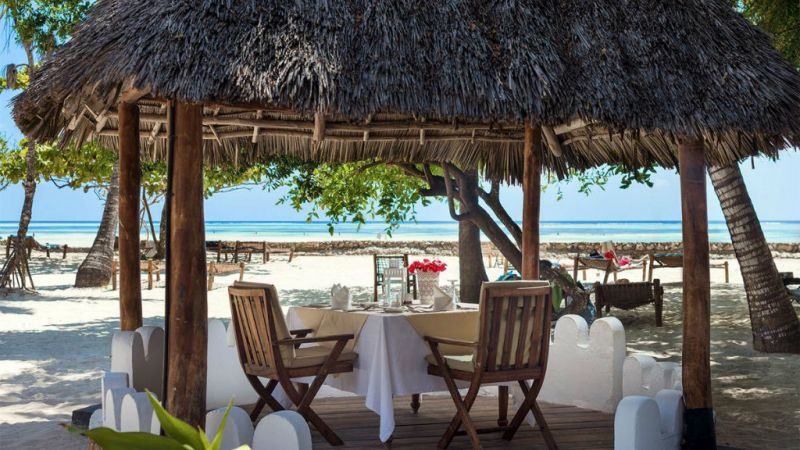 Zanzibar - Diamonds Mapenzi Beach Club - All Inclusive