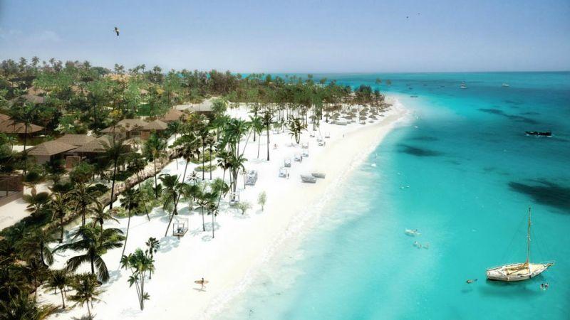 Zanzibar - Fabulous and new 5* Zuri - 7 nights