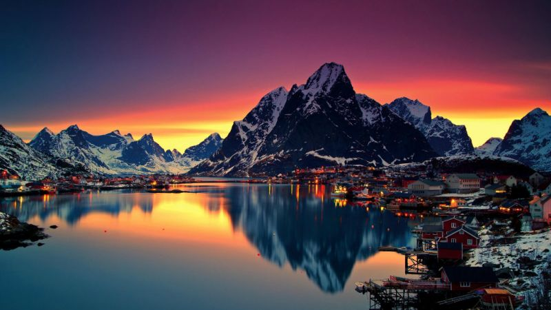 Photo of package Midnight Sun Adventures in Tromso - Norway - 6 Days