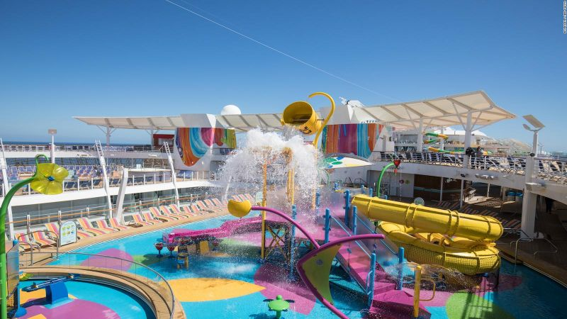 Photo of package Eastern Caribbean Cruise on-board the Symphony of the Seas - Dec.19