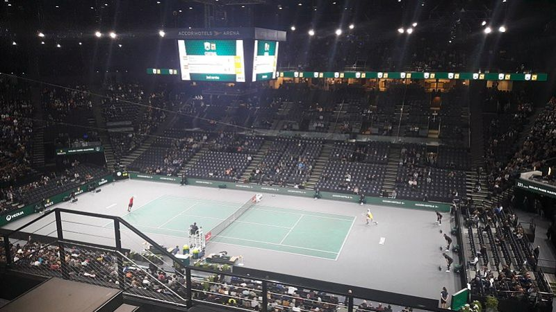 Photo of package Rolex Paris Masters - ATP Tour - 28 Oct. to 03 Nov.19