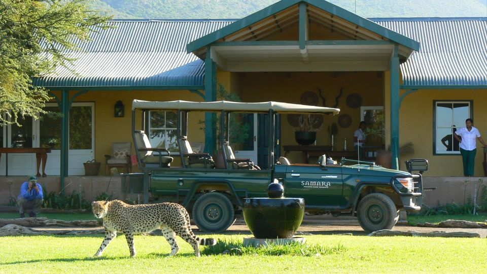Photo of package Groot Karoo - Samara Game Reserve - 2 Nights - Graaff Reniet- Valid until 28 Apr.21