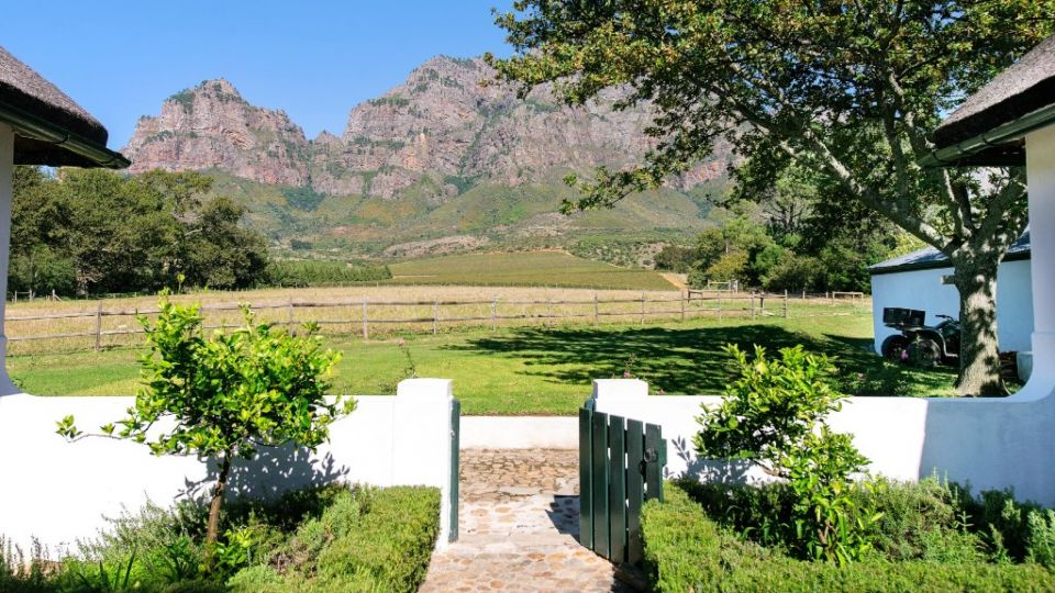 Photo of package Cape Winelands - Boschendal Wine Estate - 2 Night Family Getaway - Valid until 31 Aug.21