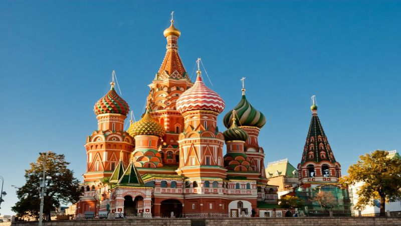 Photo of package Russia _ Highlights of St Petersburg & Moscow - 8 Days
