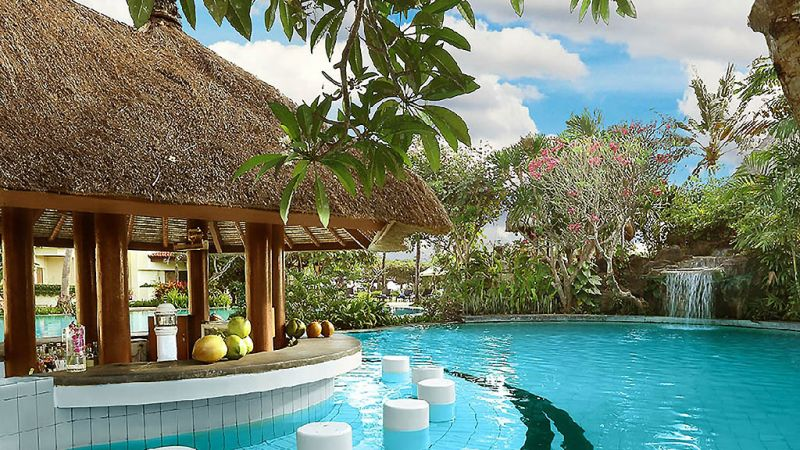 Bali 5 star grand mirage resort 7 nights computravel for Bali accommodation 5 star