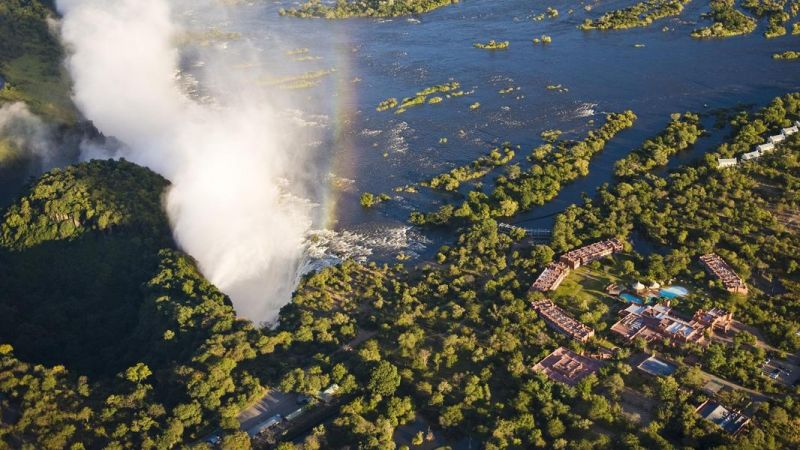 Photo of package Escape to the stunning 4 star Avani Victoria Falls Resort